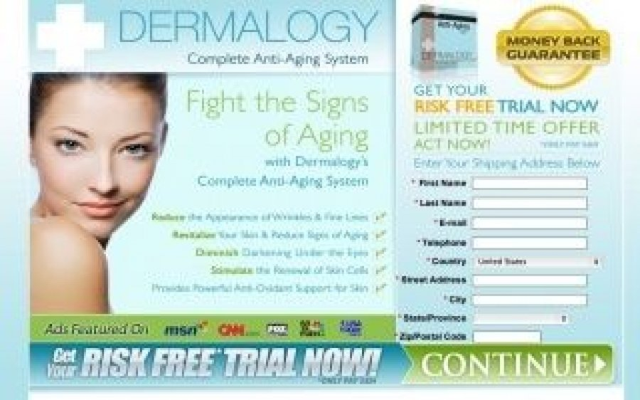 Best Anti Aging Creams Dermatology Kit - Free Trial! Offer